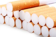 Cigarettes Royalty Free Stock Photo