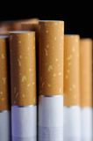 Cigarettes Close-Up Royalty Free Stock Images