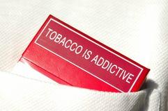 Cigarettes danger Royalty Free Stock Image