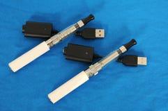 Cigarettes01 elettronico Fotografia Stock