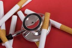 Cigarettes kill Royalty Free Stock Photo