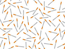 Cigarettes and tobacco products. Royalty Free Stock Photography