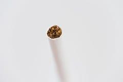 Cigarettes on white background Stock Image