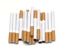 Cigarettes02 Royalty Free Stock Photos