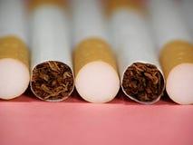 cigarettfilter arkivbild