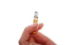 cigaretthand Arkivbilder