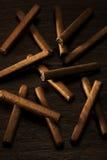 cigarillos Arkivbilder