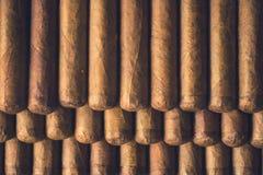 cigarrer royaltyfri fotografi