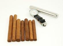 cigarrer Fotografering för Bildbyråer