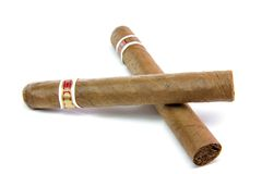 cigarrer Royaltyfri Bild
