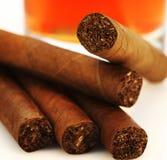 cigarrer Arkivbilder