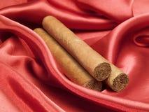 cigarrer tre Arkivbild