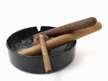 cigarrer tre Royaltyfri Foto