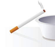 Cigarrete Immagini Stock
