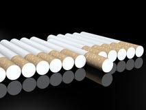 Cigarrillo ilustración del vector