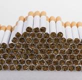Cigarrillo fotografía de archivo