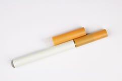 Cigarrillo electrónico Fotos de archivo libres de regalías