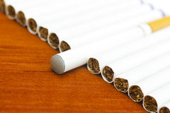 Cigarrillo electrónico Imagen de archivo
