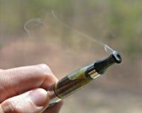 Cigarrillo electrónico Foto de archivo