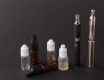 Cigarrillo electrónico avanzado grande Imagenes de archivo