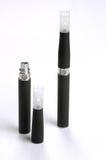 Cigarrillo electrónico, e-cigarrillo Imagen de archivo libre de regalías