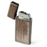 Cigarrillo-m?s ligero viejo Foto de archivo libre de regalías