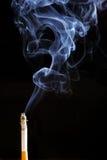 Cigarrillo que fuma Fotografía de archivo