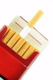 Cigarrillos Imágenes de archivo libres de regalías