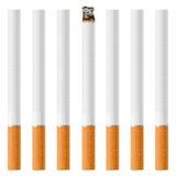 Cigarrillos ilustración del vector