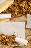 Cigarrillos del balanceo Foto de archivo libre de regalías