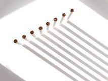 Cigarrillos y productos de tabaco Imagen de archivo