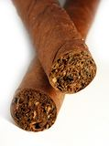 cigarrkuban Arkivbilder