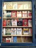Cigarro da coleção Foto de Stock