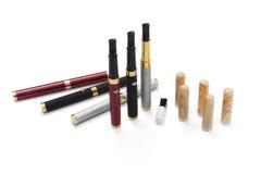 Cigarro eletrônico imagem de stock royalty free