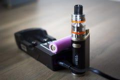 Cigarro eletrônico Imagem de Stock