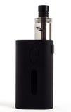 Cigarro eletrônico ajustável, alternativa não carcinogênica para fumar Fotografia de Stock