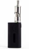 Cigarro eletrônico ajustável, alternativa não carcinogênica para fumar Imagem de Stock Royalty Free