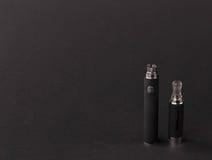 Cigarro eletrônico avançado grande Fotografia de Stock Royalty Free