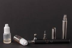 Cigarro eletrônico avançado grande Fotografia de Stock