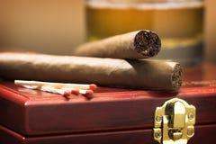 Cigarros Foto de archivo