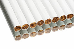Cigarros Fotografia de Stock Royalty Free