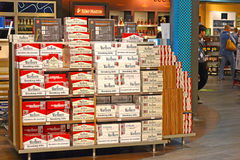 Cigarros de Marlboro Fotografia de Stock