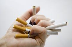 Cigarros sensacionais Imagens de Stock Royalty Free