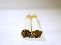 cigarrtryckspruta Royaltyfri Bild