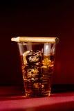 cigarrwhiskey Royaltyfri Foto