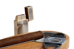 Cigars royalty free stock photo