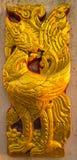 Cigno dell'oro Fotografie Stock