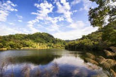 Cihu / Benevolent Lake Royalty Free Stock Photo