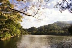 Cihu / Benevolent Lake Royalty Free Stock Photography