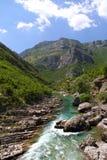 Cijevna Montenegro Immagini Stock Libere da Diritti